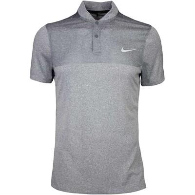 Nike Golf Shirt MM Fly BLADE Block Dark Grey SS16