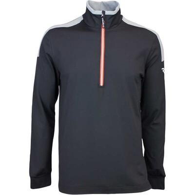 Cherv242 Golf Pullover PARKA Black SS16