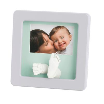 Baby Art Photo Sculpture Frame (Pastel)