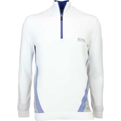 Hugo Boss Golf Jumper Zelchior Pro Training White PF16