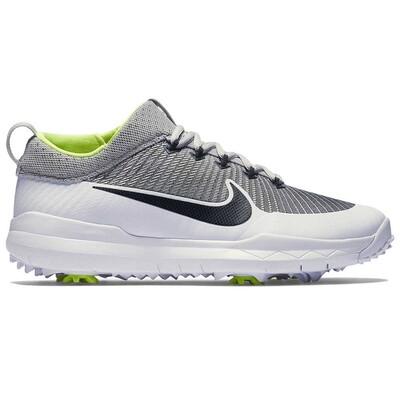 Nike Golf Shoes FI Premiere Metallic Silver SS16