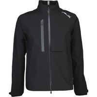 RLX Golf Waterproof - Iron Jacket - Polo Black AW16