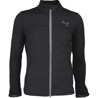 Puma Golf Jacket PWRWARM Wind Black AW16