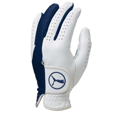 Puma Golf Glove Form Stripe Monaco Blue AW16