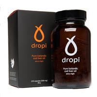 Dropi-Pure-Icelandic-Extra-Virgin-Cod-Liver-Oil-120-x-500mg-Capsules