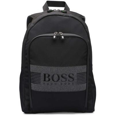 Hugo Boss Bag Pixel Backpack Black FA16