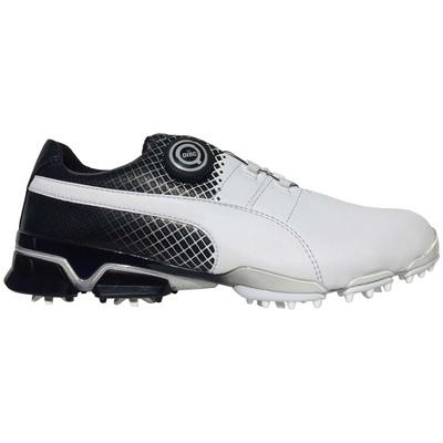 Puma Golf Shoes Ignite Disc Limited Edition White Black