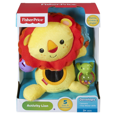 Fisher-Price Activity Toy - Lion