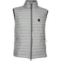 Cherv242 Golf Gilet EARL Quilted Grey AW16