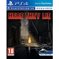 Image of Here They Lie PSVR