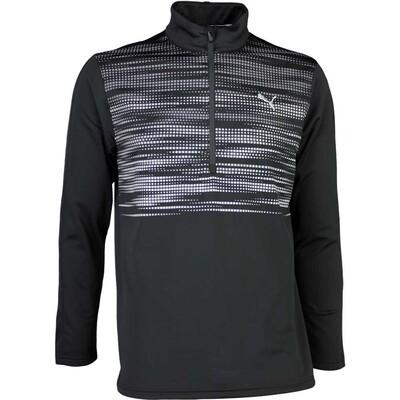 Puma Golf Pullover Uncamo Popover Black SS17