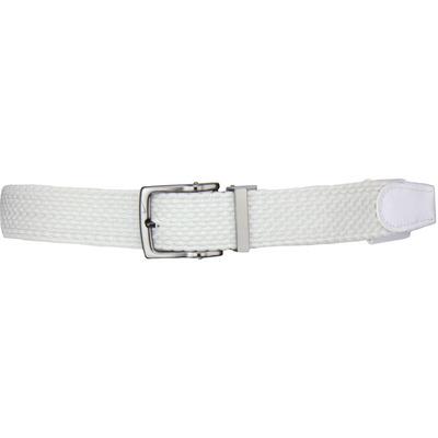 Nike Golf Belt Stretch Woven White SS19