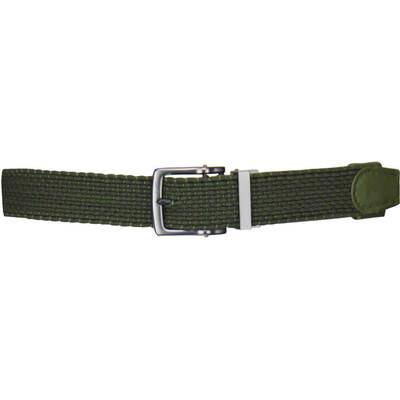 Nike Golf Belt Stretch Woven Cargo Khaki SS18