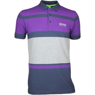 Hugo Boss Golf Shirt Paddy Pro 1 Nightwatch SP17