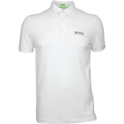 Hugo Boss Golf Shirt Paddy MK Training White SP17