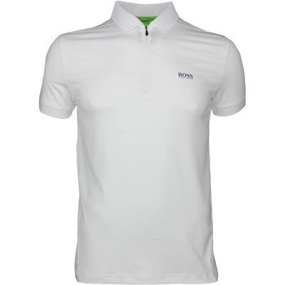 Hugo Boss Golf Shirt Pavotech Training White SP17
