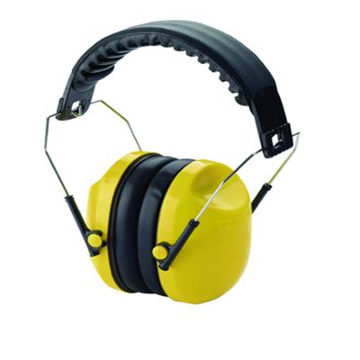 Ratio Yellow Folding Ear Defenders, Muffs, Protectors