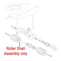 Hayter Harrier 48 Roller Shell Assembly 111-0592-03