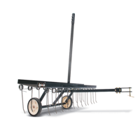 "Image of Agri-Fab 48"" Spring Tine Dethatcher with Pneumatic Tyres"