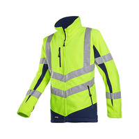 Senic 711 High Vis Yellow  Fleece Jacket