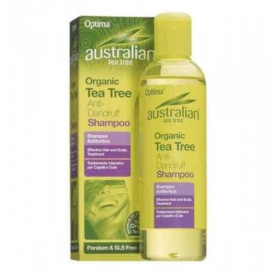 Australian Tea Tree Anti-Dandruff Shampoo 250ml