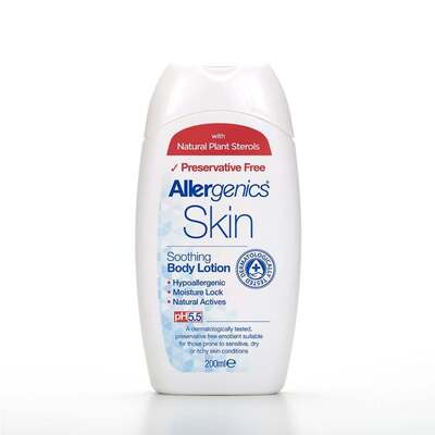 Allergenics Skin Soothing Body Lotion 200ml