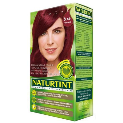 Naturtint Permanent Natural Hair Colour I-6.66 Fireland 170ml