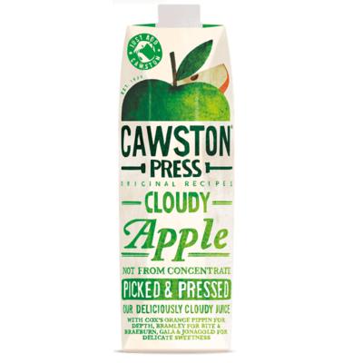 Cawston Press Apple Juice 1 Litre