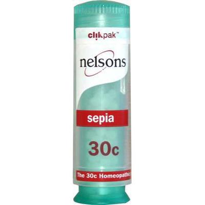 Nelsons Sepia 30c 84 Pills