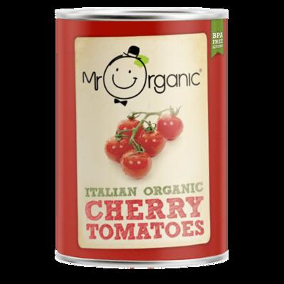 Mr Organic Cherry Tomatoes 400g