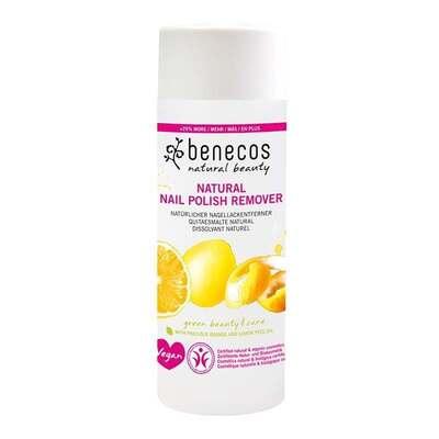Benecos Natural Nail Polish Remover 125ml