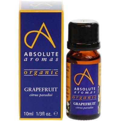 Absolute Aromas Organic Grapefruit Oil 10ml