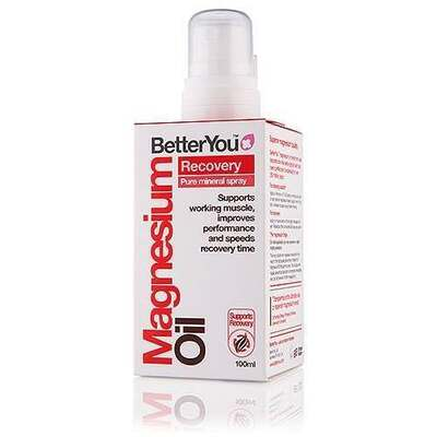 BetterYou Magnesium Oil Sports Spray 100ml