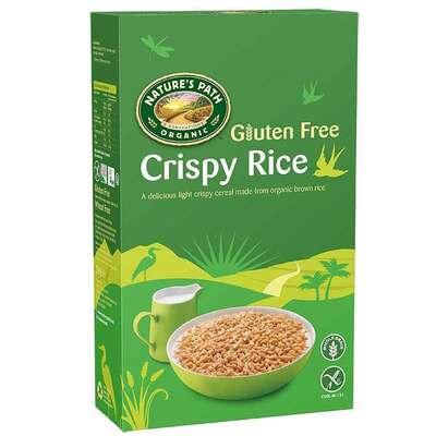 Nature's Path Organic Gluten Free Crispy Rice Cereal 284g