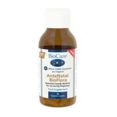 BioCare AnteNatal BioFlora Probiotic 30 Capsules