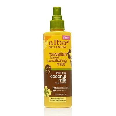 Alba Botanica Hawaiian Coconut Leave In Conditioning Mist 273ml