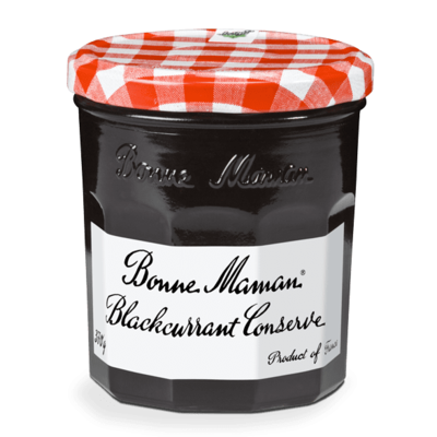 Bonne Maman Blackcurrant Conserve 370g