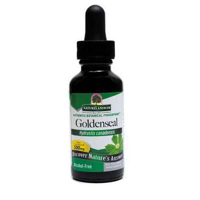 Natures Answer Goldenseal Root 30ml
