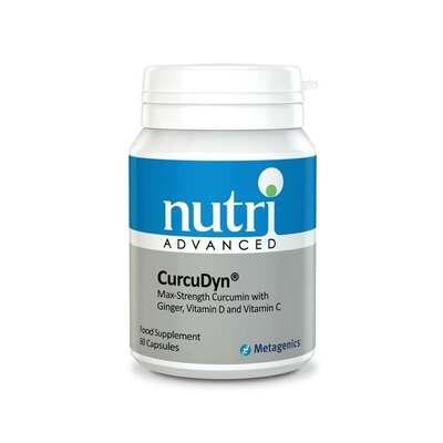 Nutri Advanced CurcuDyn 60 Capsules