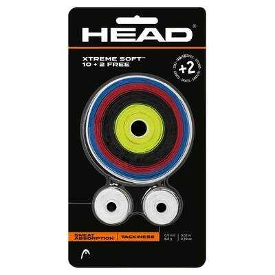Head XtremeSoft Grips - Assorted Colour