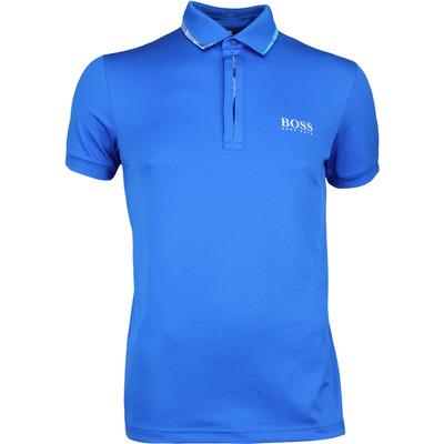 Hugo Boss Golf Shirt Paule Pro 2 Victoria Blue PF17