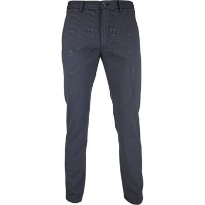 Hugo Boss Golf Trousers Leeman 3 6 W Pindot Chino Black PF17