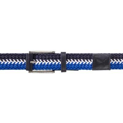 Puma Golf Belt Stretch Braided Lapis Blue AW17