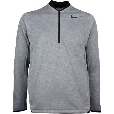 Nike Golf Pullover Therma Fit Half Zip Wolf Grey AW17