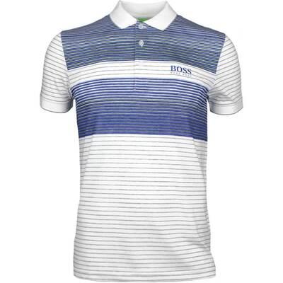 Hugo Boss Golf Shirt Paddy Pro 1 Training White FA17