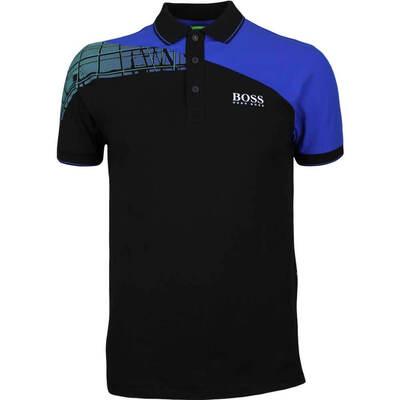 Hugo Boss Golf Shirt Paddy Pro 3 Black FA17