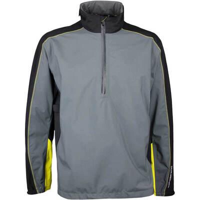 Galvin Green Waterproof Golf Jacket AYERS Paclite Iron Grey AW17