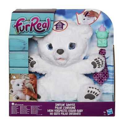 Furreal Friends Snifflin Sawyer Toy