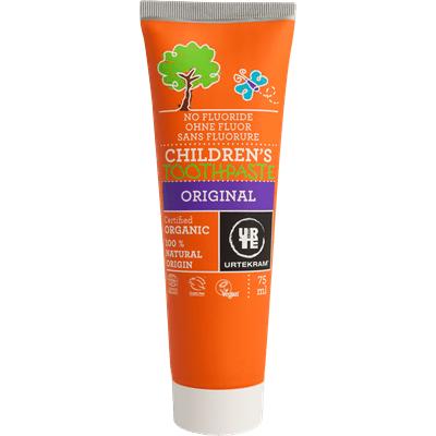 Urtekram Organic Original Sweet Fennel Children's Toothpaste 75ml