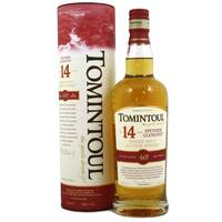 Tomintoul 14 Year Old Whisky